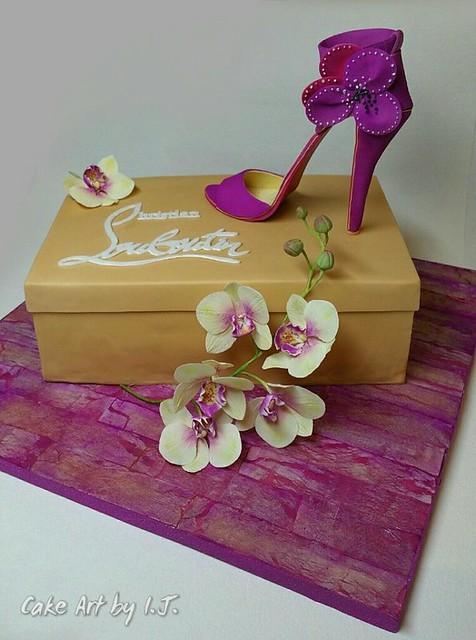 Cake by Ilona Jender - Cake is Art
