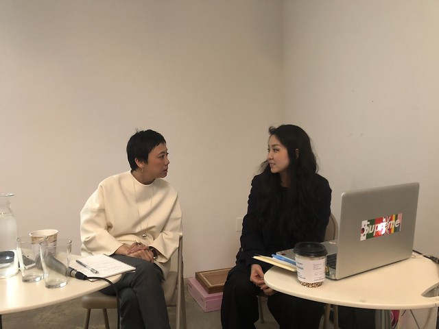 RU Talk: JUJU U in conversation with Yukie Kamiya