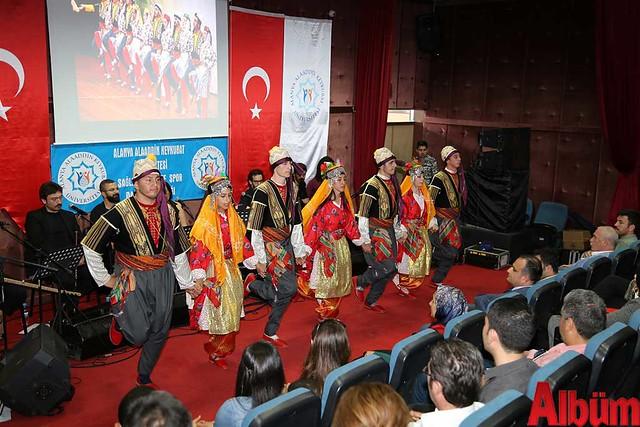 ALKÜ'de 'Turizm Haftası' kutlandı-5