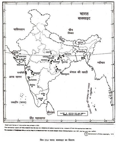 भारत बॉक्साइट