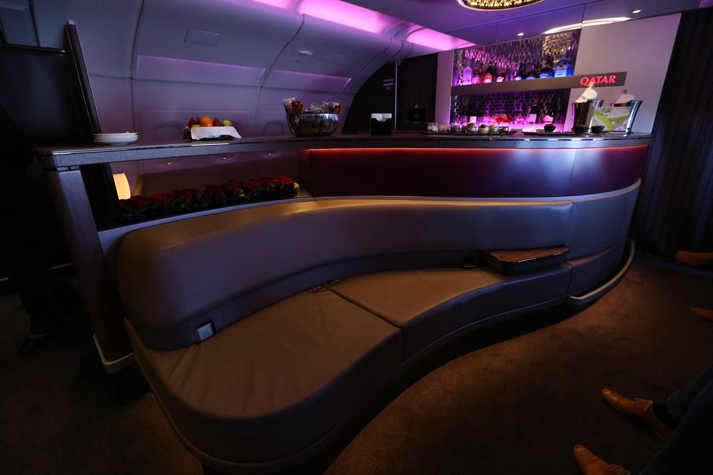 Qatar A380 First Class 57