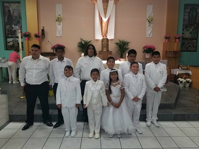2018 Easter around the Diocese