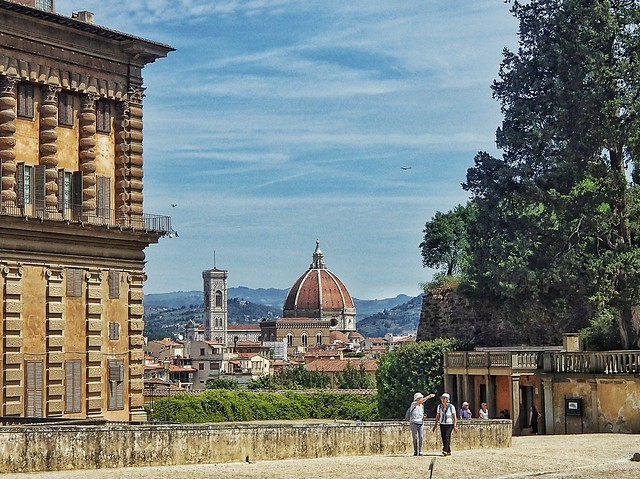 Florence in the Spring