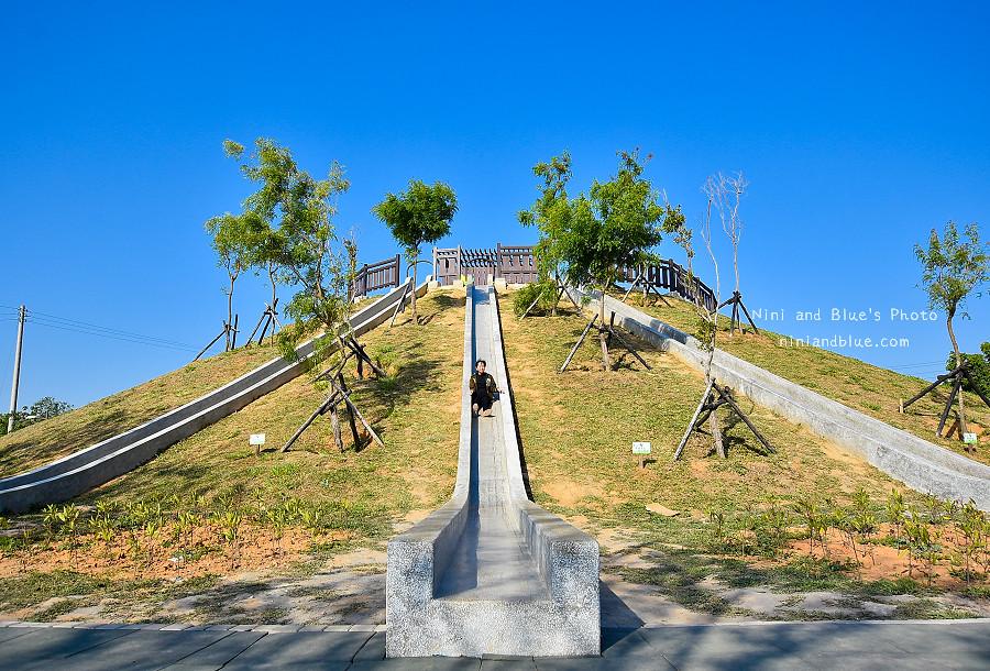 大雅中科公園|復古磨石子滑梯11