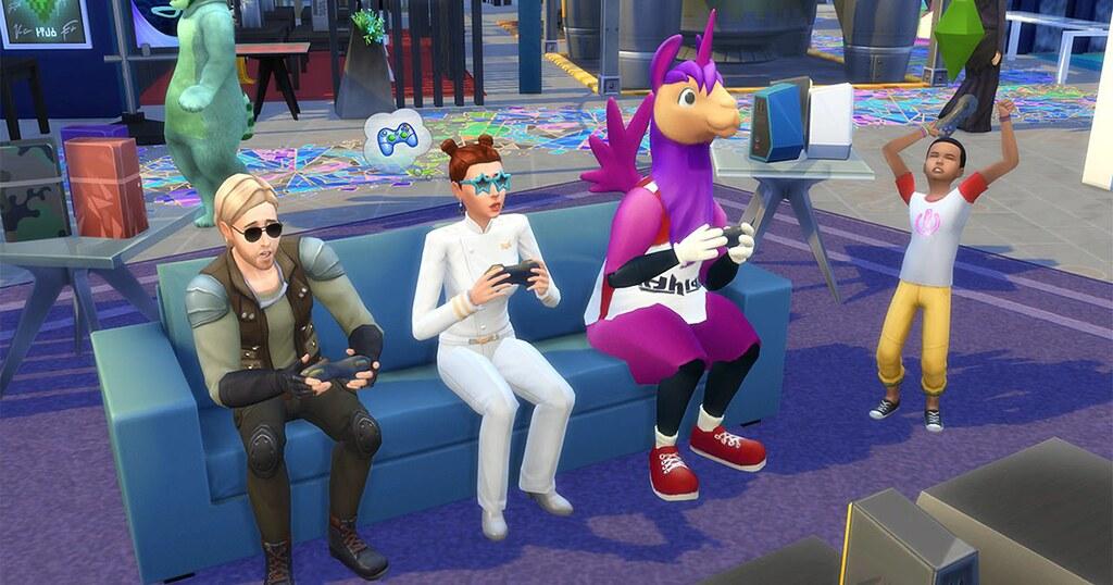 Foto de Blog: Dicas Pouco Conhecidas para o The Sims 4 nos Consoles