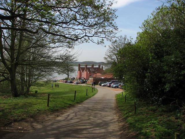 Ramsholt Dock