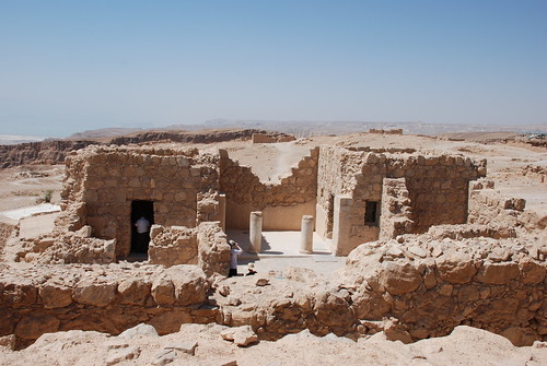 Masada. From History Comes Alive at the Denver Museum of History and Science