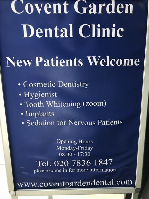 Dental Clinic nervous patients