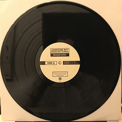 HANDSOME BOY MODELING SCHOOL:MAGNETIZING(RECORD SIDE-A)