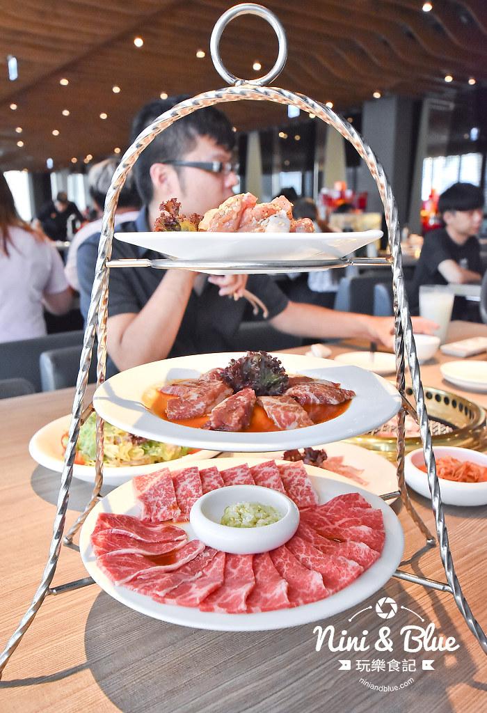屋馬燒肉 台中公益路 燒肉Menu 10