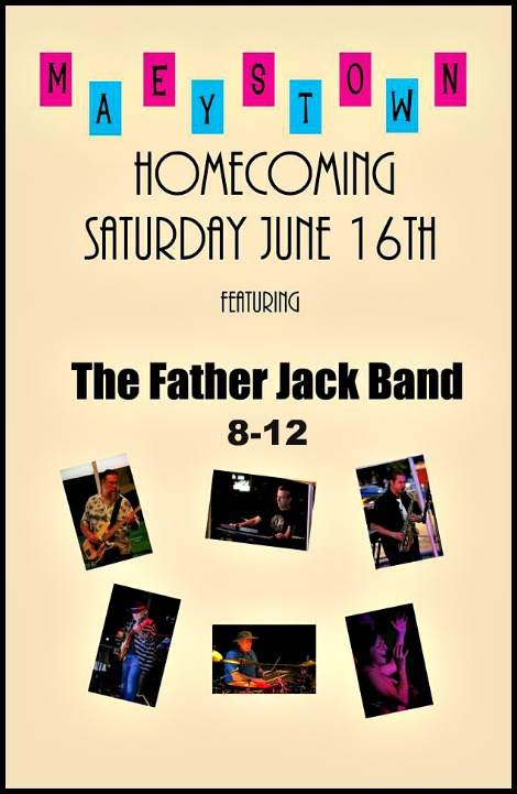 Father Jack Band 6-16-18