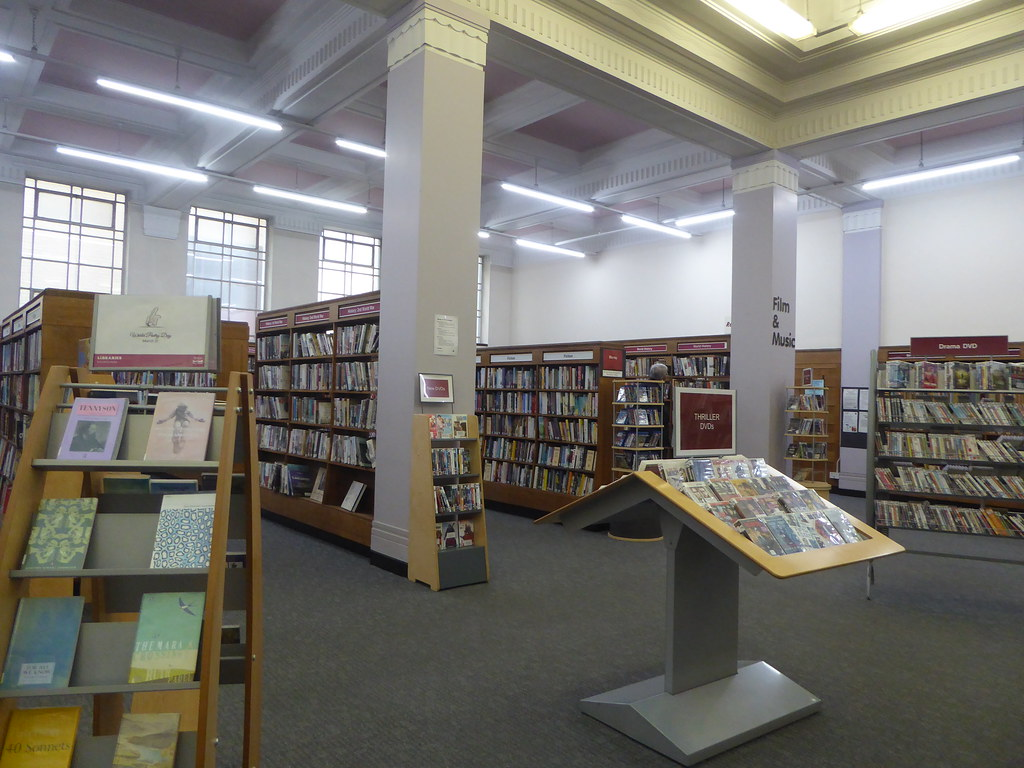 Sheffield Library