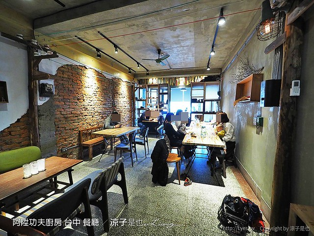 阿陞功夫廚房 台中 餐廳 19