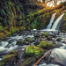 Twin falls by Mark Frost :)