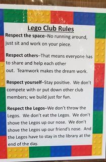 LEGO Club.