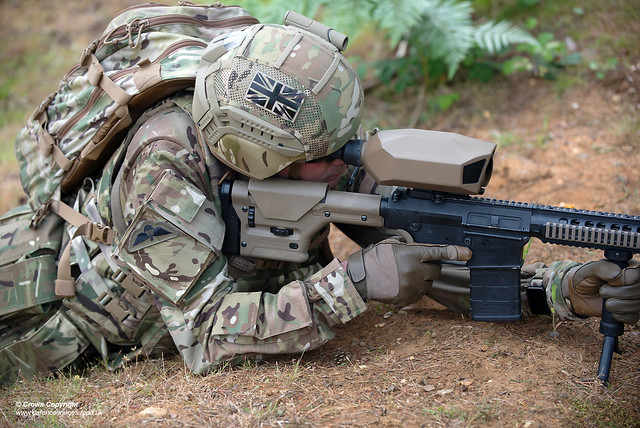 British Fashion Industry Designers Help Develop The Future of Combat Clothing