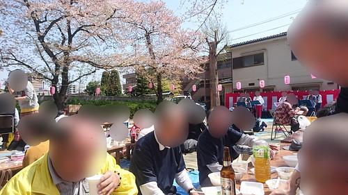 20180402_春日町会桜祭り