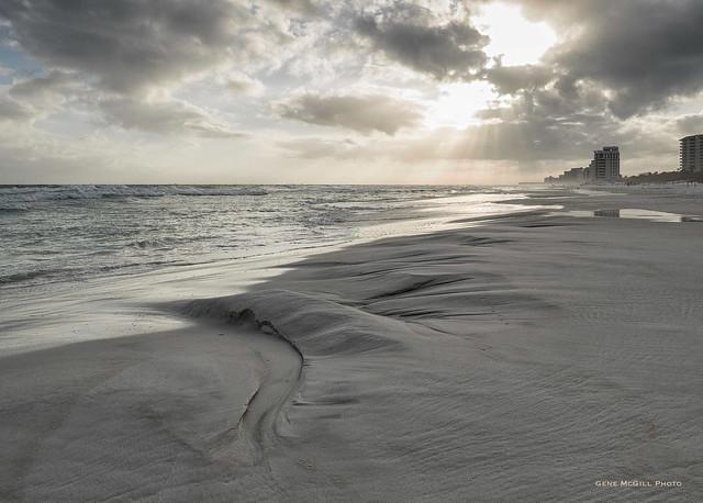 Henderson Beach Detail