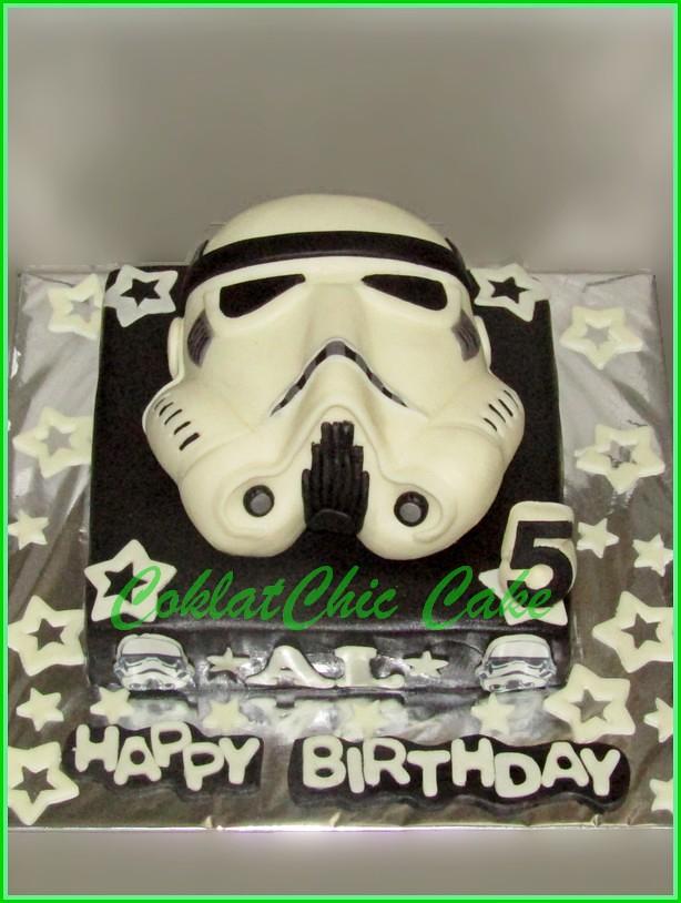 Cake StormTrooper AL 15 cm