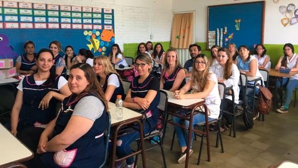 becas progresar para estudiantes docentes