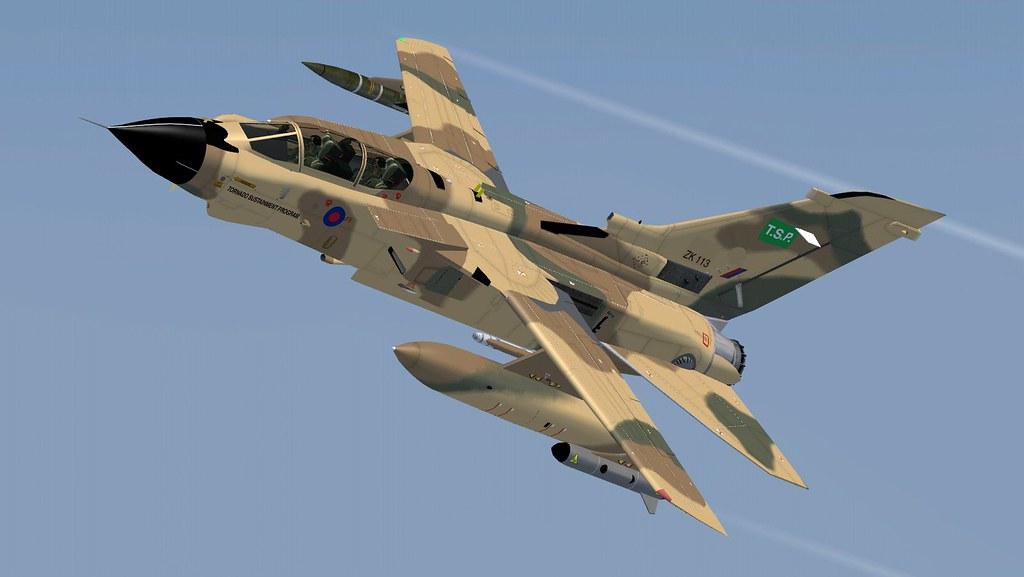 RSAF/TSP Iris Tornado - FighterControl