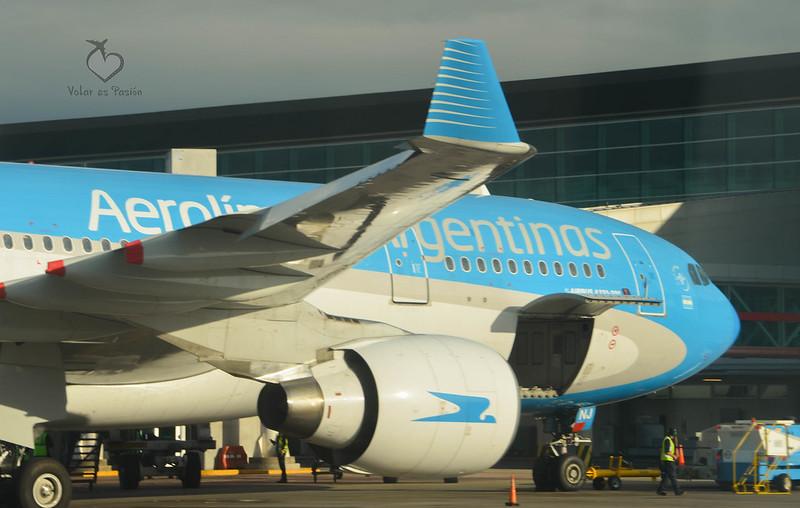 A330-300 de Aerolineas Argentinas