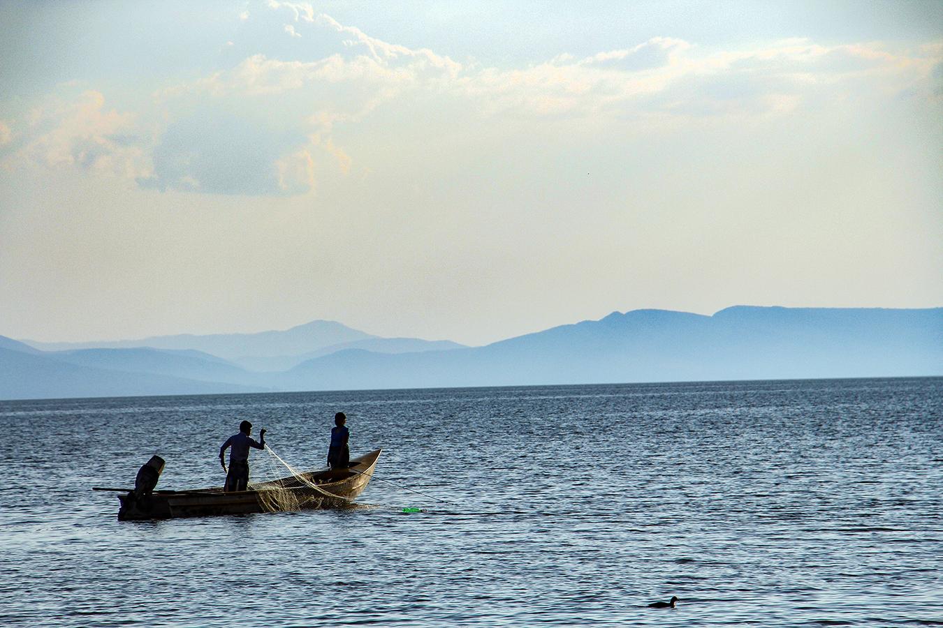 Pescadores de Agua Caliente