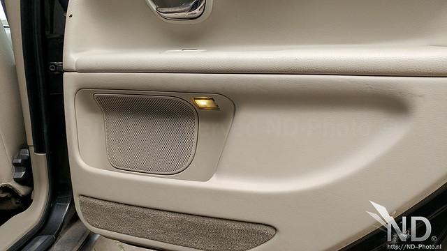 Volvo S80 2.4T Rear Vanity Lights Halogen