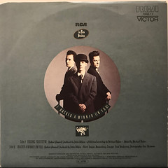 THE BLOW MONKEYS:DIGGING YOUR SCENE(JACKET B)