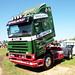 C&J Hauton Scania 143M M109MEE Peterborough Truckfest 2018