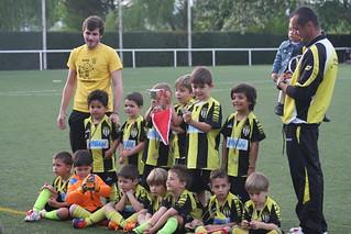 Torneo Fiesta Cobeña-Chupetin 2014
