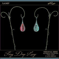 Lilith's Den - Fairy Drop Lamp