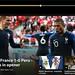 France 1 - 0 Peru