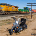 UP 7483 | GE AC45CCTE | UP Mojave Subdivision