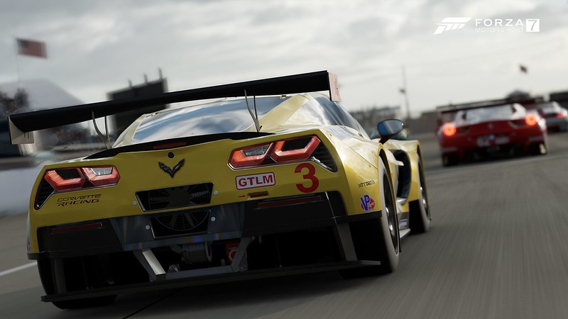 Chevrolet #3 Corvette Racing C7.R 2014