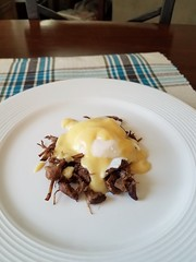 Bbq Benedict #homecooking