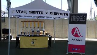 """VIII Trofeo """"VIVE, SIENTE Y DISFRUTA"""""""