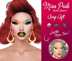 Dotty's Secret - Miss Pride - [Group Gift]