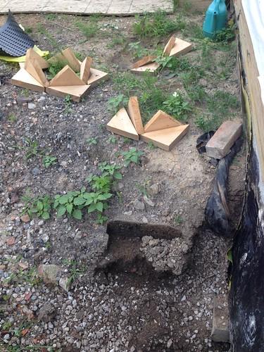 Toledo Basement Repair - This is After Repair!