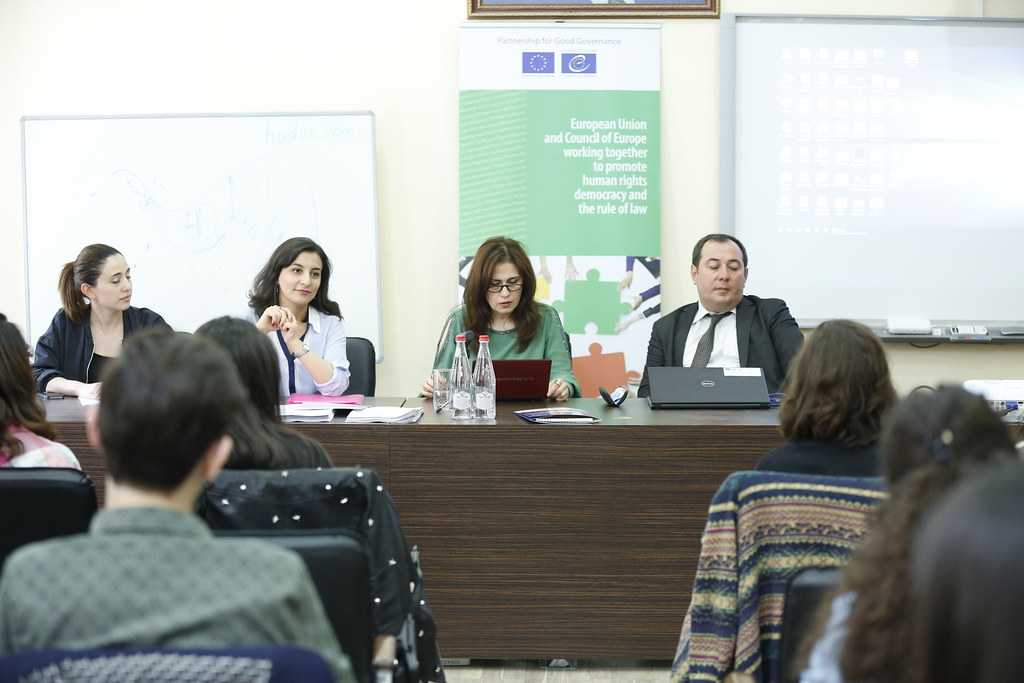 AZERBAIJAN: launch of a legal clinic program in Baku