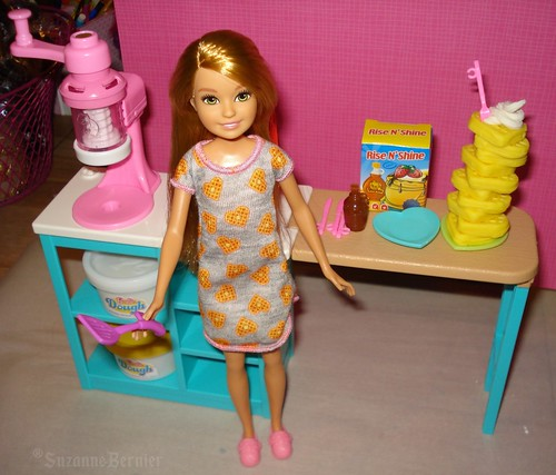 Barbie Stacie Breakfast Station