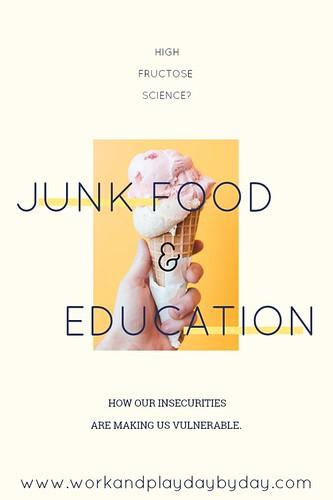 Junk Food & Education