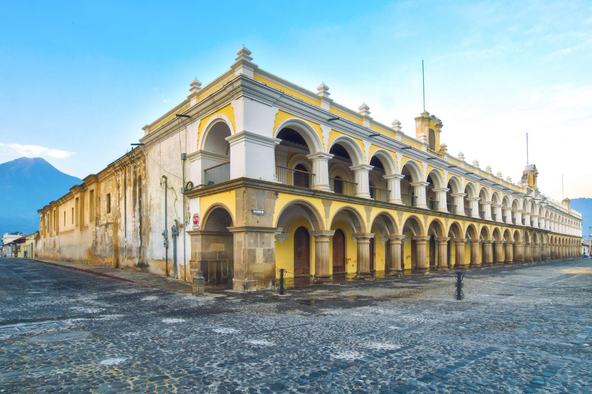 National Palace of Antigua Guatemala