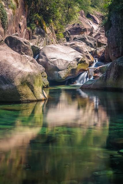 emerald stream[Explored], RICOH PENTAX K-S2, smc PENTAX-DA L 18-55mm F3.5-5.6