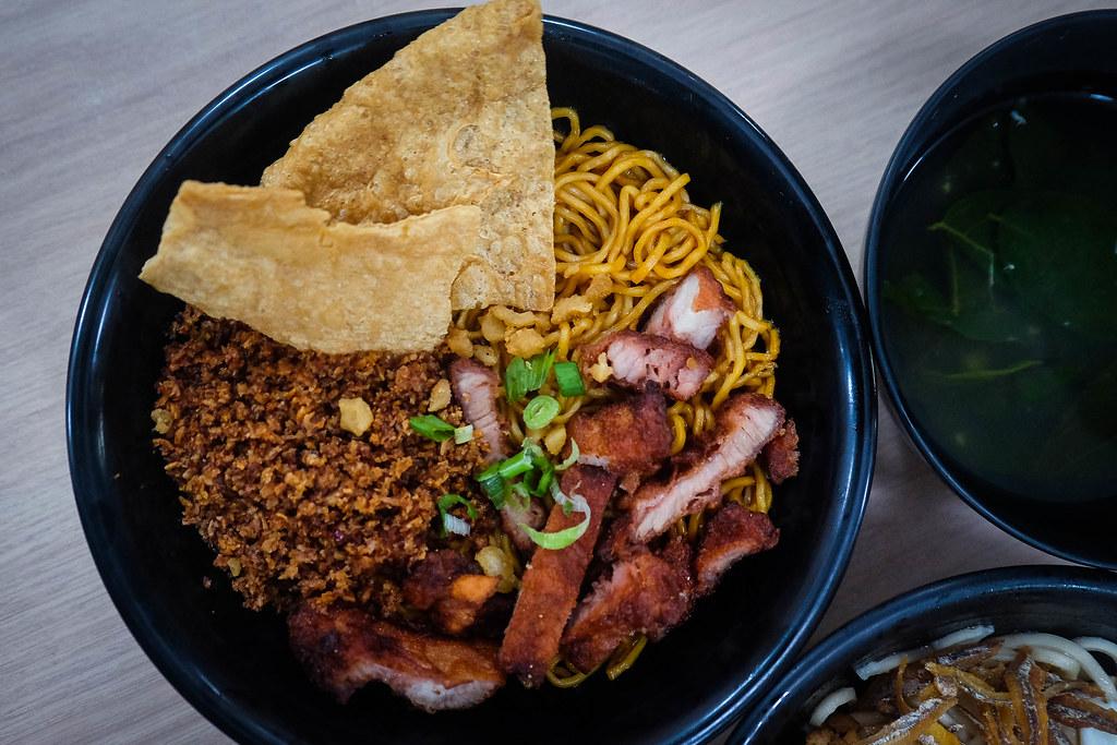 辣椒板面(拔都路)猪肉noodles_2