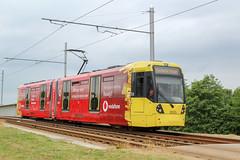 Manchester Metrolink 3093