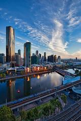 Sundown @ Skyline @ Southbank, Melbourne, VIC, Australia