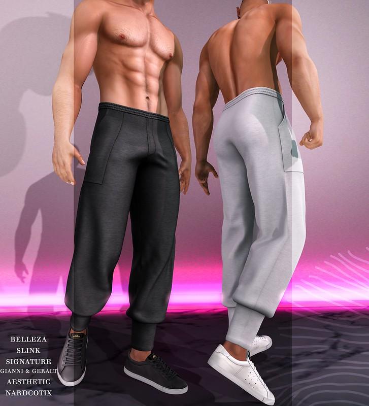 Jogger Pants @ Man Cave