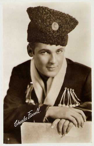 Charles Farrell in The Red Dance (1928)