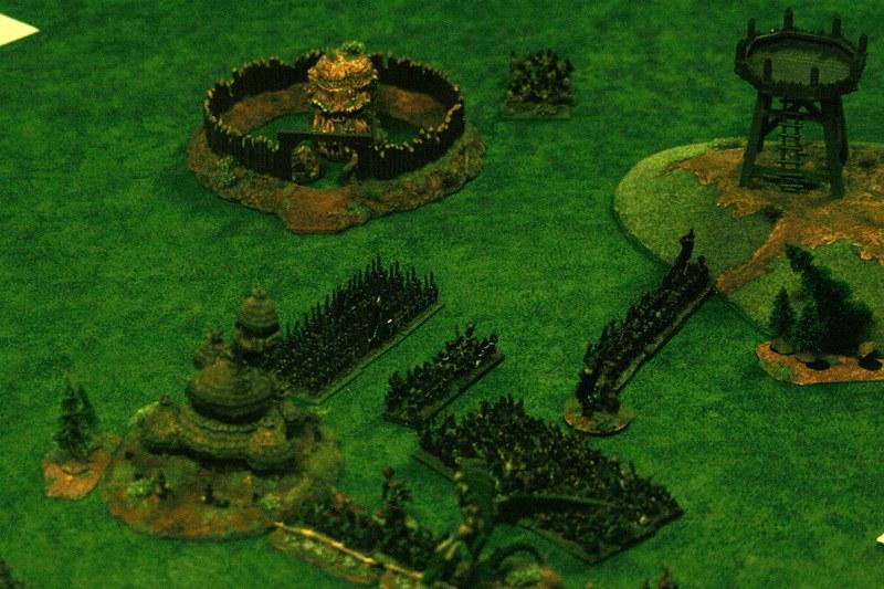 [1250 - Orcs & Gobs vs Elfes-Noirs] Attaque du village orc 26546482207_093319aa59_c